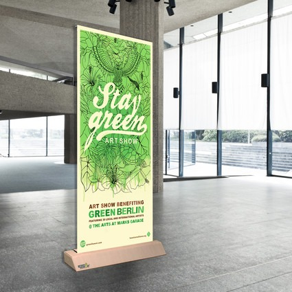 Roll-up ecologico
